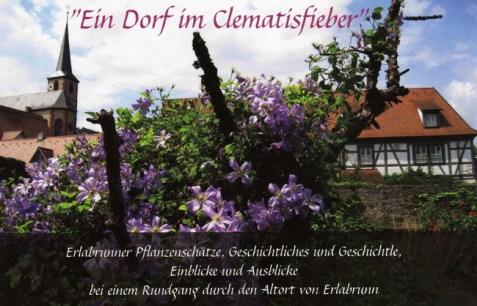 Erlabrunn, a Clematis Village