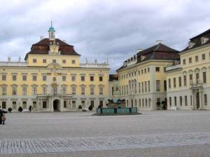 SchlossLudwigsburgInnenhof