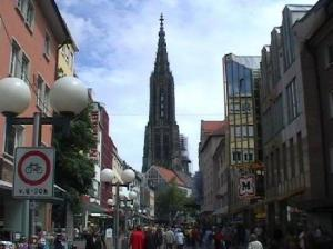 Downtown Ulm